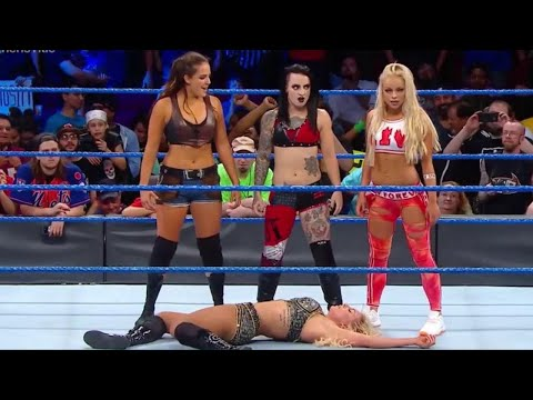 NoDQ Live: 11/21/17 WWE Smackdown Live review and highlights - Three NXT stars debut