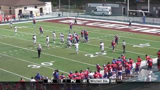 Livestream: Point vs. Bluefield - Football