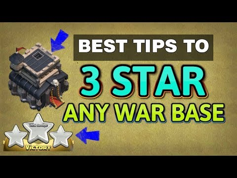 (Hindi) Clash of Clans 100% Real Tips and Tricks to 3 Star any TH9 Base