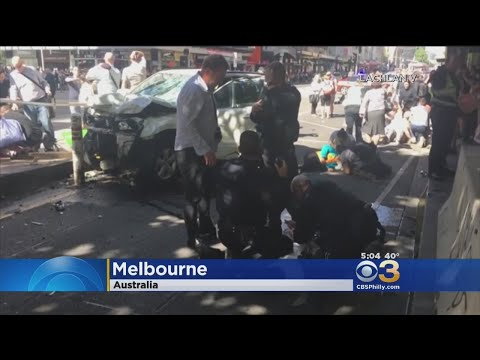 Melbourne Car Attack: Police Say Driver Had Mental Health Issues, No Terror Connection