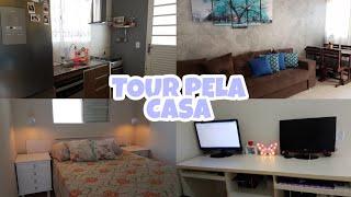 TOUR PELA NOSSA CASA❤