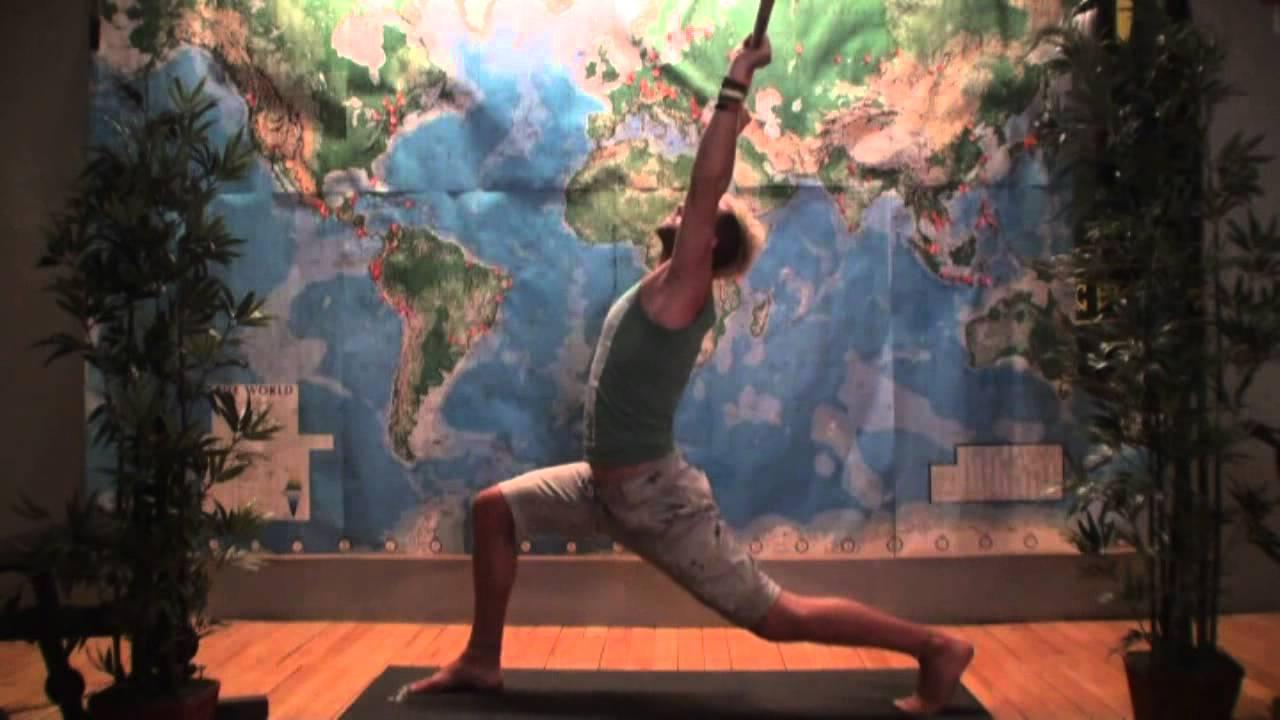 Bamboo Yoga - YouTube
