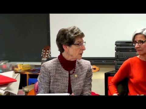 France Pruitt - My Spiritual Journey PT I - Talk Given at Bethesda Friends Meeting - 02/09/2014