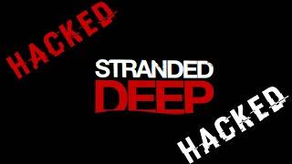 STRANDED DEEP CHEATS!(God Mod, ecc)  #part1 [HACKED]