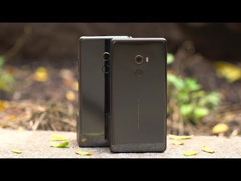 Xiaomi Mi Mix 2 first look