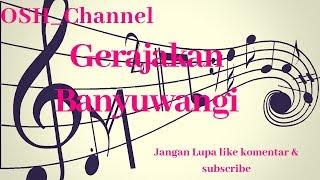 Karaoke Gerajakan Banyuwangi (Tanpa vocal)