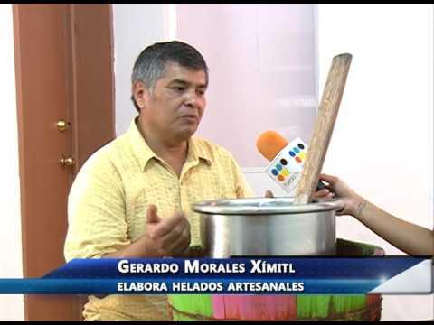 Helado de chile en nogada: Una delicia en Atlixco