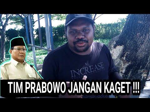 Merinding.!!! SEPERTI INI PERNYATAAN MASYARAKAT PAPUA  MENDUKUNG PAK JOKOWI DI PILPRES 2019