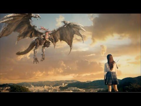 山田愛奈 サイゲームス CM スチル画像。CM動画を再生できます。