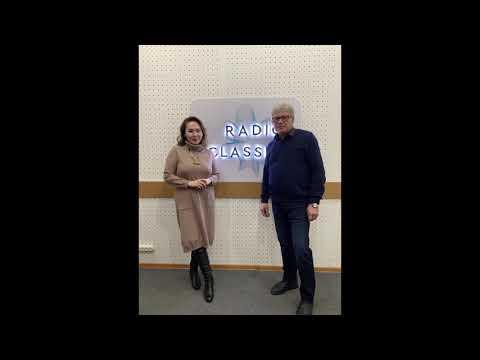 В эфире радио Classic Петр Грибанов - главный дирижер Карагандинского симфонического оркестра