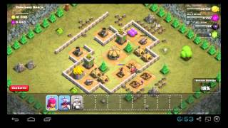 Clash of Clans SinglePlayer-Ommahha Beech