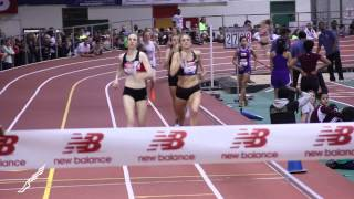 Mary Cain at the New Balance Games