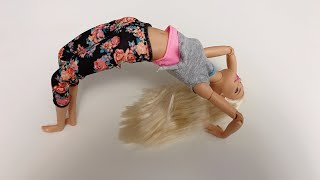 #movablebarbie #barbiemovement barbie made to move doll flexible and poseable dolls