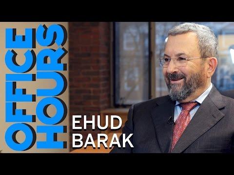 Ehud Barak: A Unique Path to Public Service