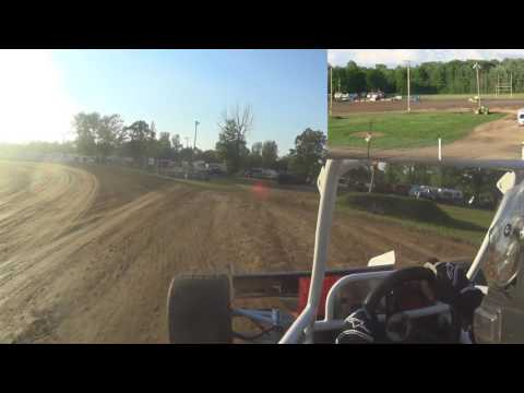M.O.R.A Racing - Crystal Motor Speedway Cage Cam May 28th, 2017