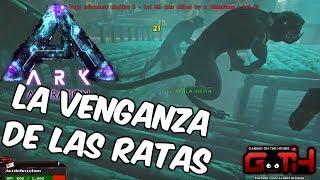 LA REVANCHA DE LOS RATAS... Y GODZILLA... Ark Evolved Extracto