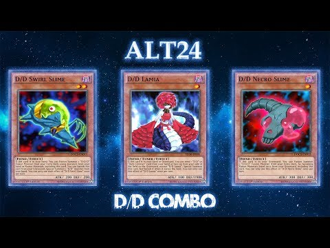 [YGOPRO] D/D Combo (Link Format)