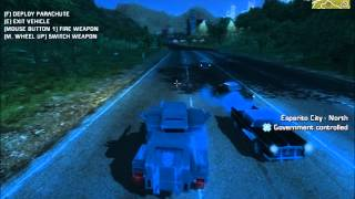 The Law Enforcement Chronicles: Just Cause - Harland DTWV-2 Scout