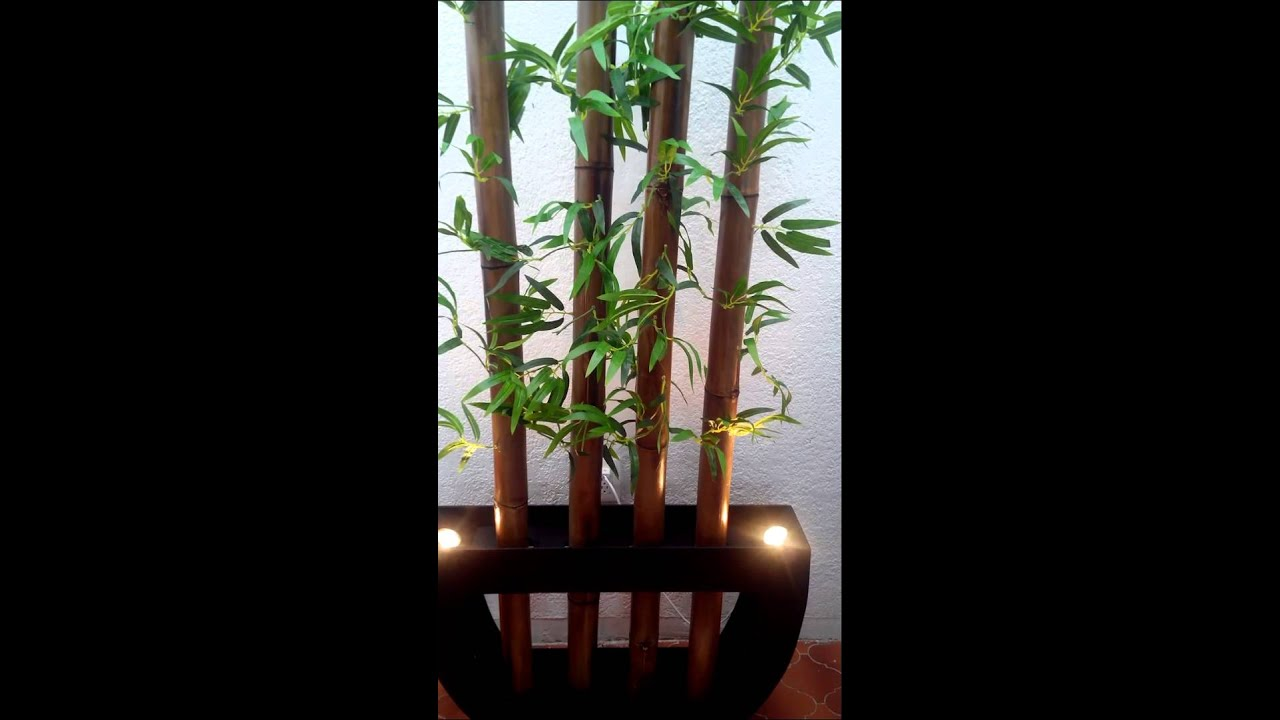 Plantas artificiales y accesorios decorativos youtube - Decoracion plantas artificiales ...