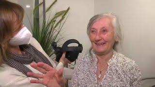 """""""Sozial braucht digital"""": Senioren gehen mit VR-Brillen auf Reisen"""