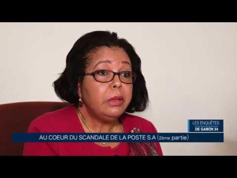 LES ENQUETES DE GABON24 - AU COEUR DU SCANDALE DE LA POSTE S.A. (2ème PARTIE)
