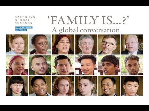 Family is…? A Global Conversation