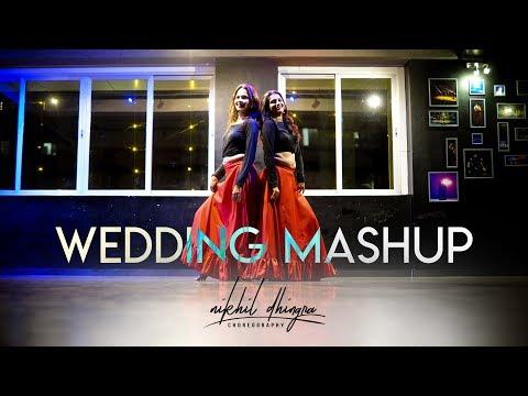 Wedding Mashup | jankee | parini surti | bhavisha kalra | nikhil dhingra | wedding choreography