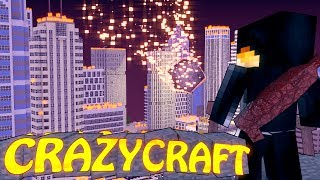 "Minecraft | CrazyCraft - OreSpawn Modded Survival Ep 24 - ""DINOSAURS MOD!"""
