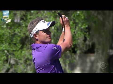 Luke Donald's Great Golf Shots 2016 RBC Heritage PGA Tournament