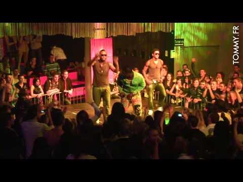 BBOX SAMEDI 21 NOVEMBRE 2009 - JESSY MATADOR LIVE