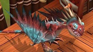 Dragons: Rise of Berk - Spitelout's Kingstail Nadder!