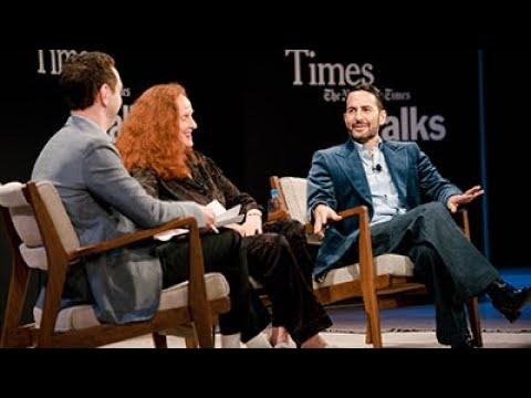 TimesTalks: Marc Jacobs and Grace Coddington