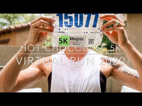 Hot Chocolate 5K - Virtual Run 2020