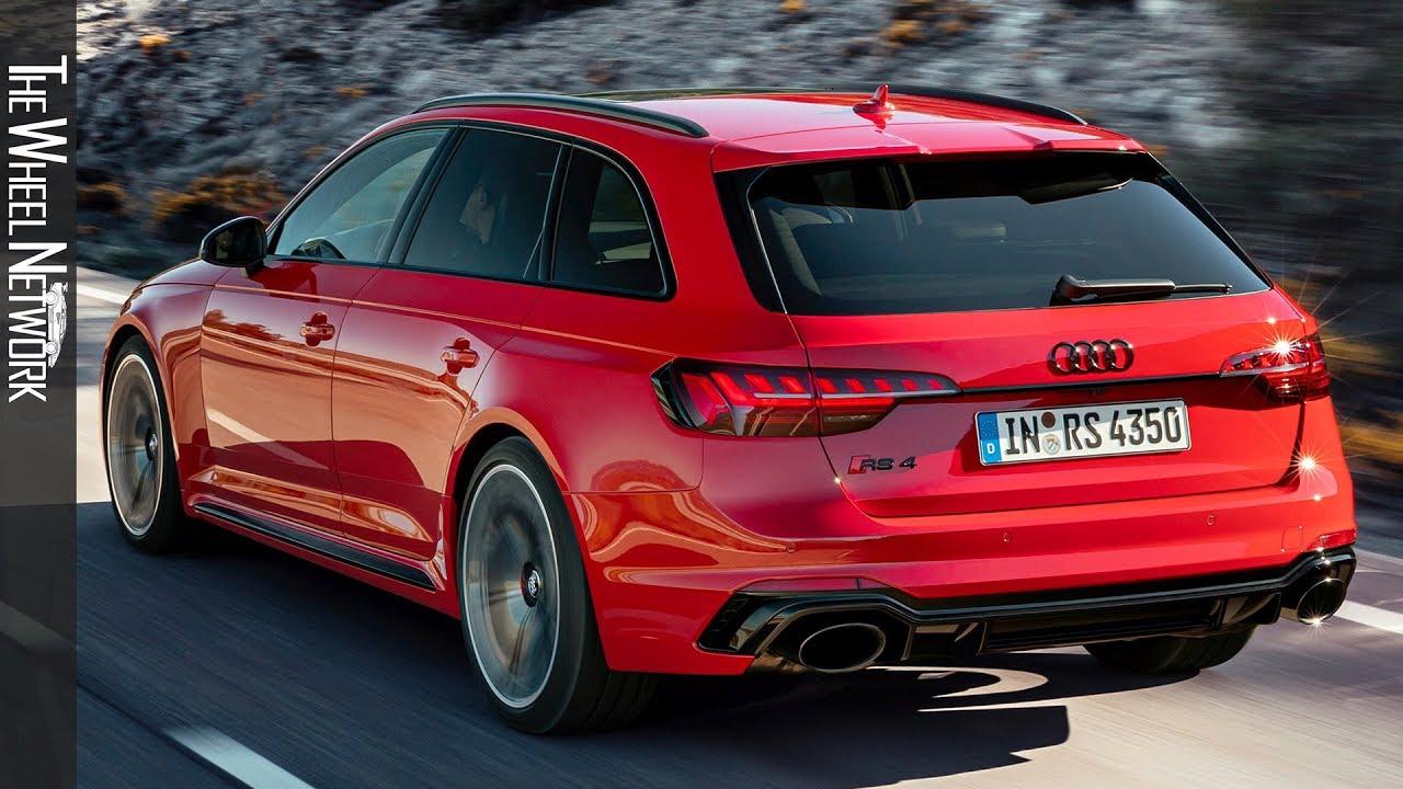 2020 Audi Rs4 Pricing