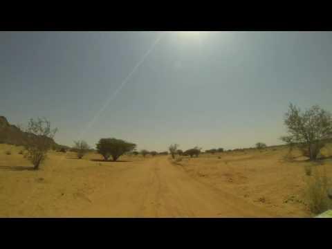 Offroading naar Naqa
