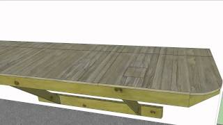 Garage Workbench Design #4