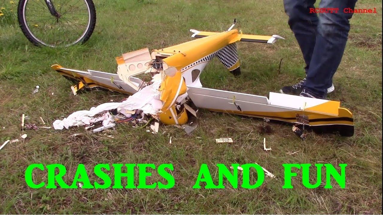 Crash Compilation Hd Rc Plane Crash S Mishaps Viral Crashes Vol 27
