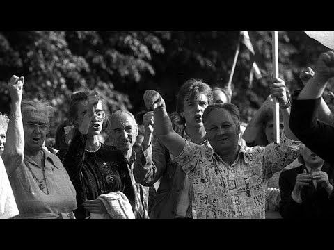Euronews:Baltic Way: 30 years since the 600-km human chain that helped trigger the collapse of communism