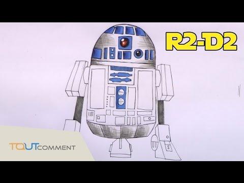 Dessin Star Wars R2d2 Youtube
