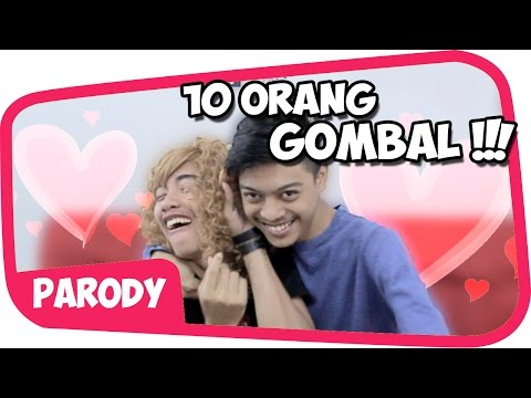 10 GOMBAL PALING MAUT #gombal