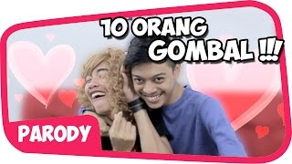 Download Video 10 GOMBAL PALING MAUT #gombal MP3 3GP MP4
