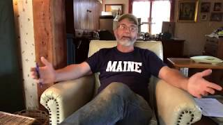 My Grandfather's Chair: This Agrarian Life Episode #154