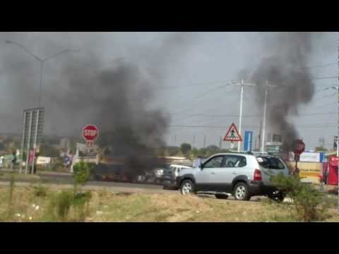 TUT TV NEWS - Soshanguve strike over service delivery