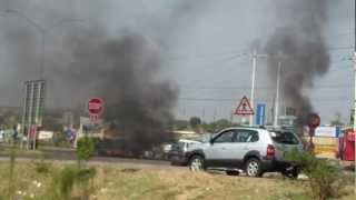 TUT TV NEWS - Soshanguve strike over service delivery