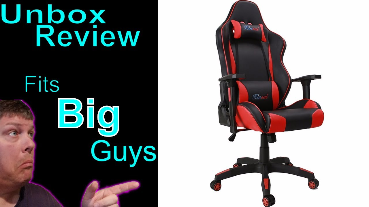 Gaming Chair For Big Guys Kinsal Gaming Chair Best Gaming Chair For Big People