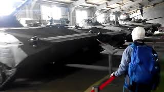 Бронетанковый музей. Кубинка. Павильон бронетранспортеры