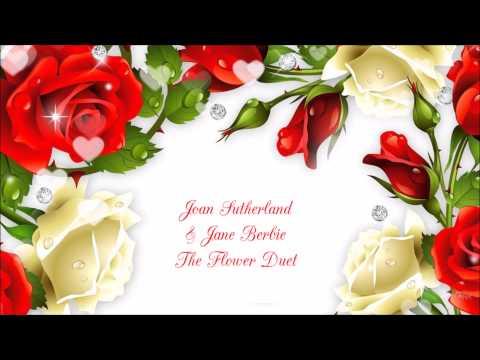 Joan Sutherland and Jane Berbié - The Flower Duet (Lakmé Dub)