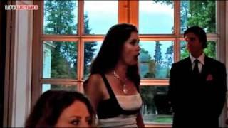 видео со свадьбы Малахова в Париже