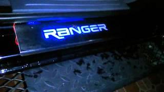 สำรวจไฟรอบคัน Ford ranger T6 (ยักษ์ดำ)