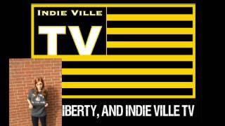 Indieville TV Interview with Lizzie Miller